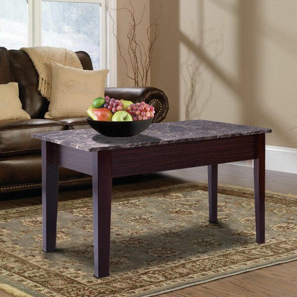 Broadus Lift Top Coffee Table by Winston Porter