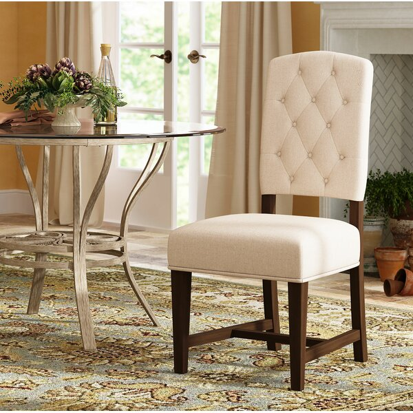 Melinda Side Chair (Set of 2) by Fleur De Lis Living