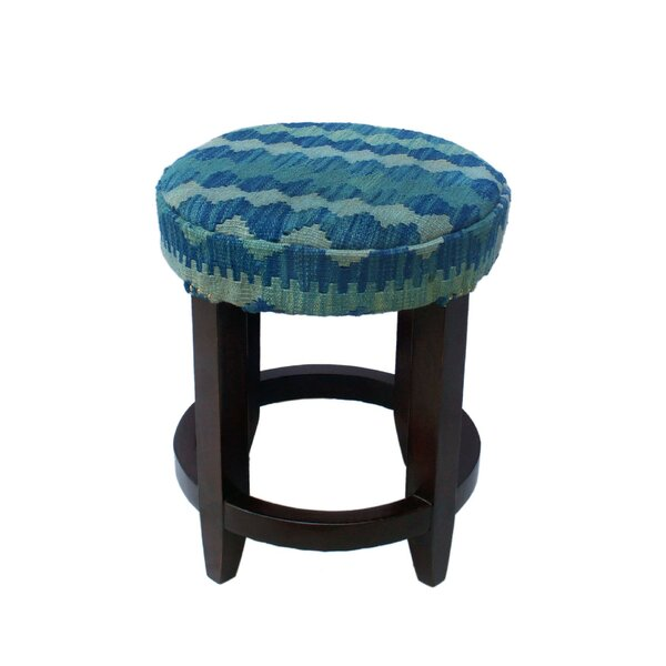 Raub Sangat Accent Stool by Bloomsbury Market