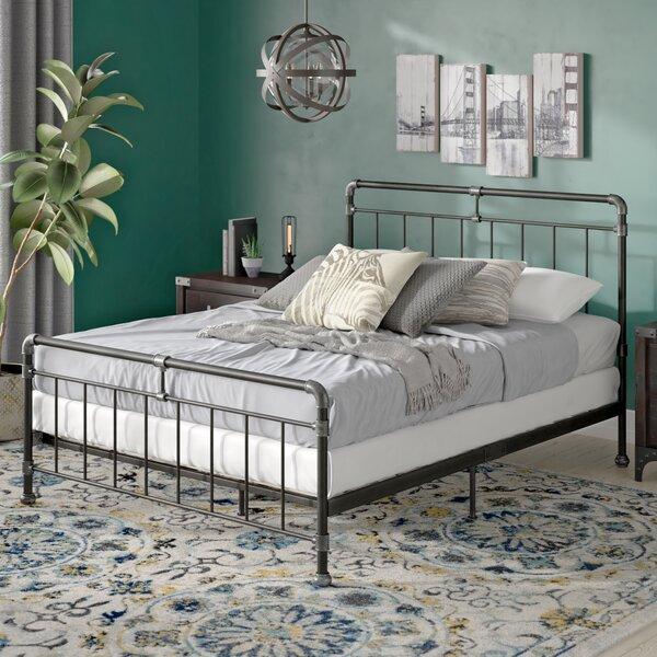 Camelot Queen Platform Bed by Trent Austin Design