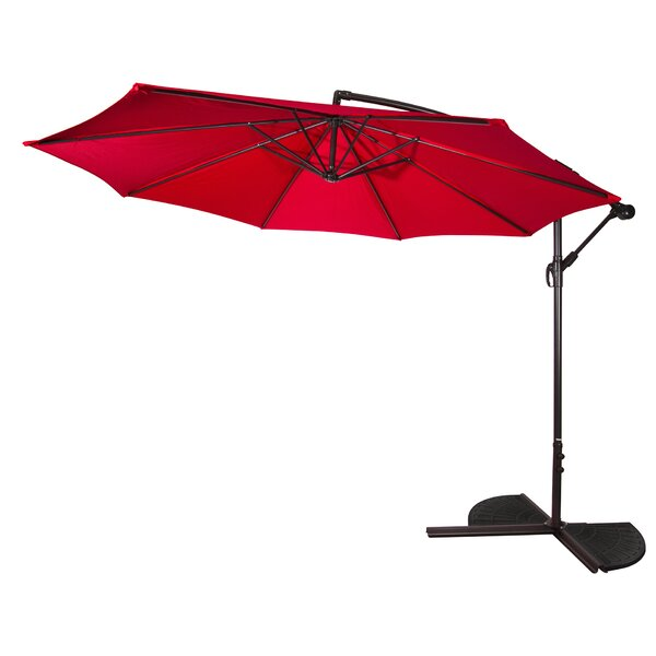 Resin Free Standing Umbrella Base by Trademark Innovations