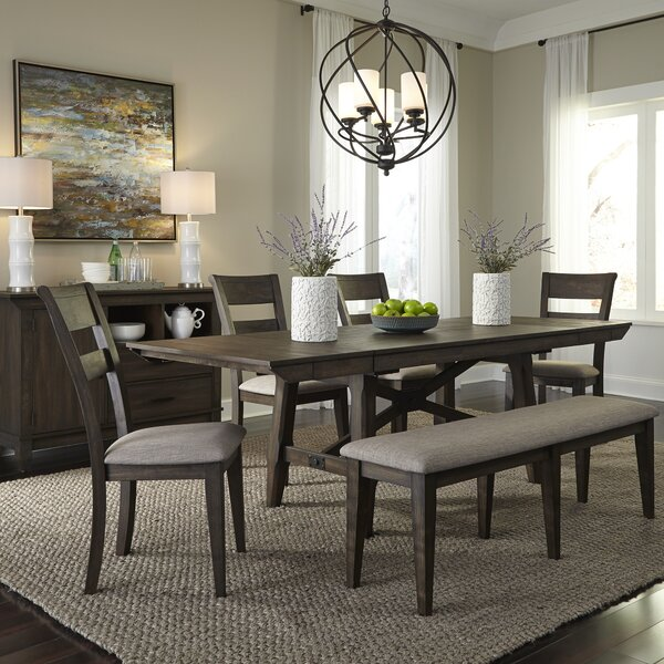 Walton 7 Piece Extendable Dining Set by Gracie Oaks Gracie Oaks