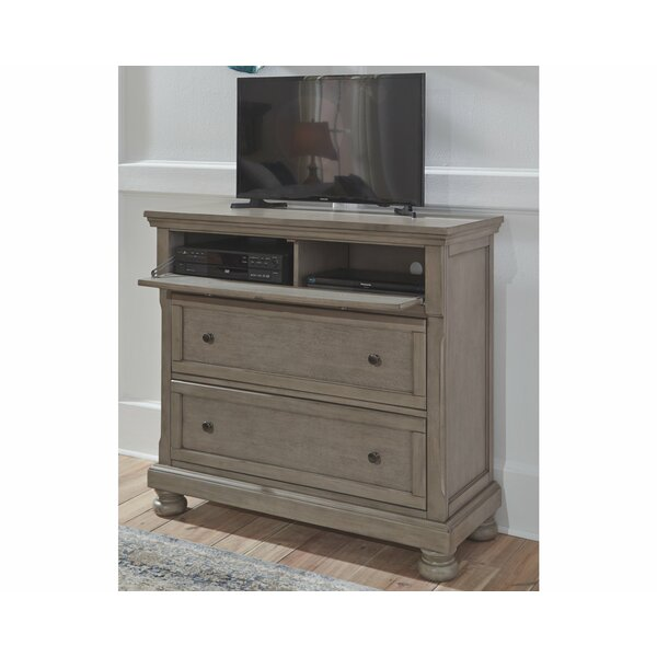 Outdoor Furniture Fuente 2 Drawer Standard Dresser/Chest
