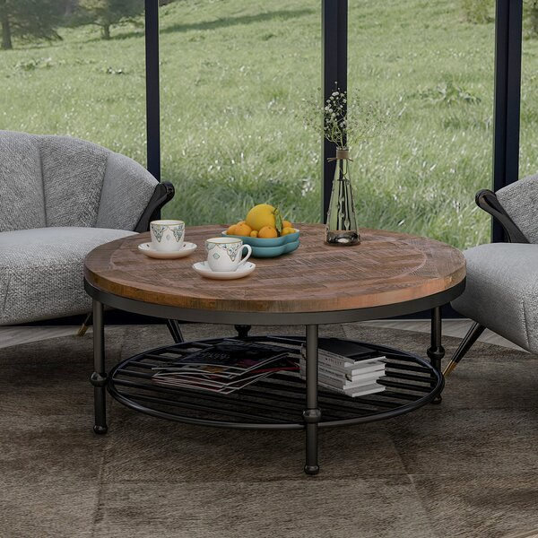 Leyburn Coffee Table By 17 Stories