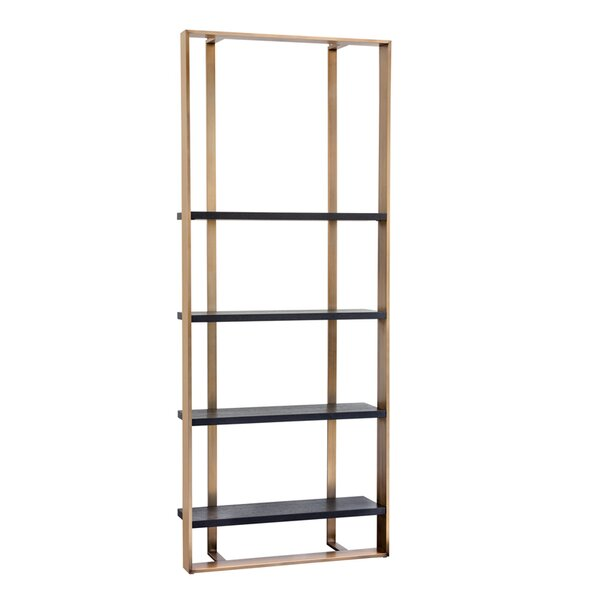 Aranda Small Etagere Bookcase By Everly Quinn