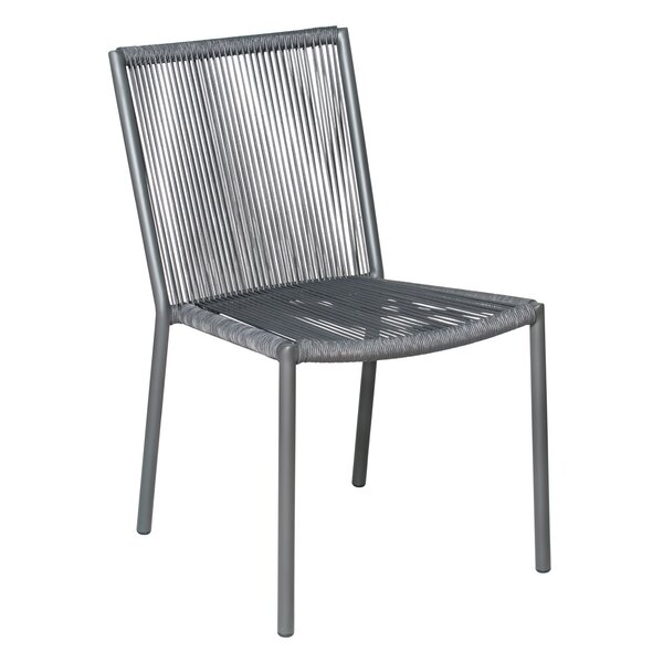 Archipelago Stockholm Stacking Patio Dining Chair (Set of 2) by Seasonal Living