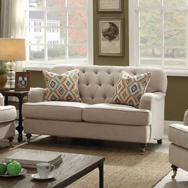 Diep Loveseat By Darby Home Co