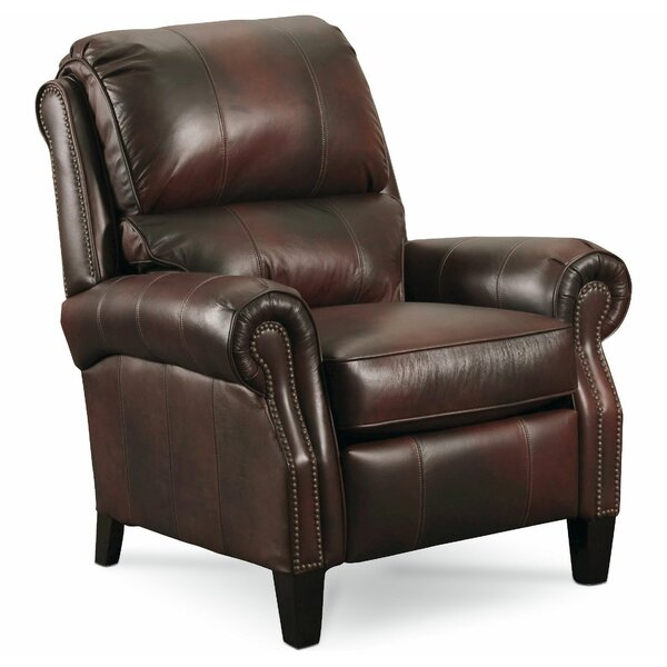 Stafford Manual Recliner by Fleur De Lis Living