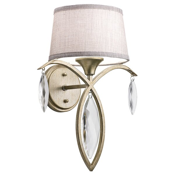 Thetford 1-Light Wall Sconce by House of Hampton