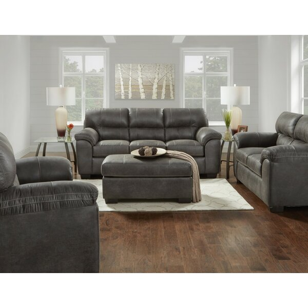 Zakhar 3 Piece Living Room Set by Red Barrel Studio
