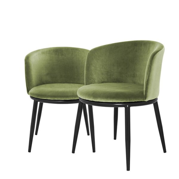 Filmore Upholstered Dining Chair (Set of 2) by Eichholtz