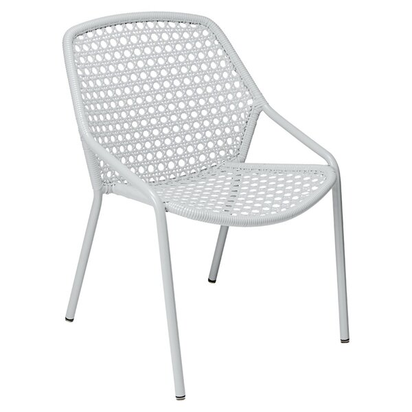 Croisette Patio Dining Chair (Set of 2) by Fermob