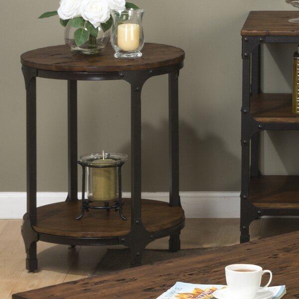 Carolyn Solid Wood End Table By Laurel Foundry Modern Farmhouse