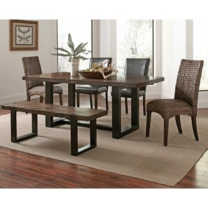 Newport 6 Piece Dining Set by Infini Furnishings