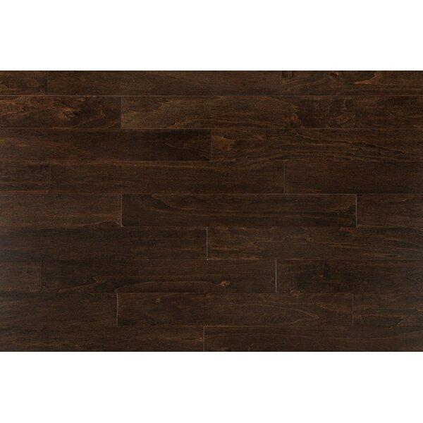 Tatargil 5 Engineered Hardwood Flooring in Espresso by Orren Ellis