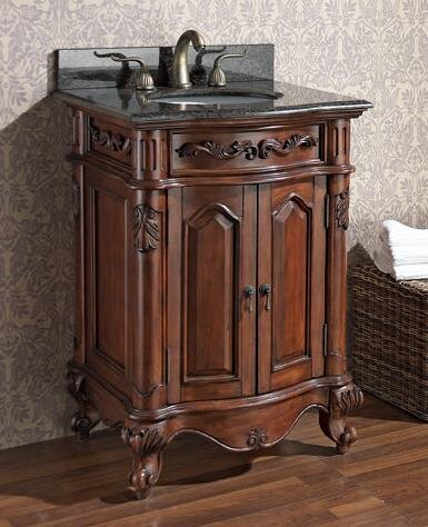 McCloy 25 Single Bathroom Vanity Set by Darby Home Co