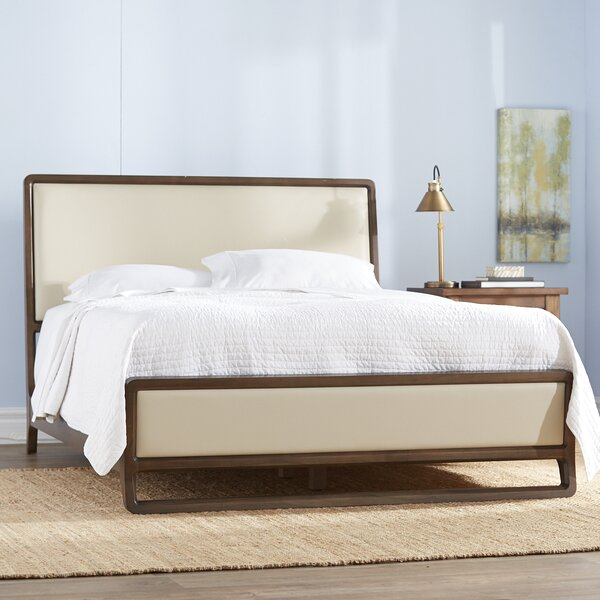 Arlo Upholstered Platform Bed by Corrigan Studio