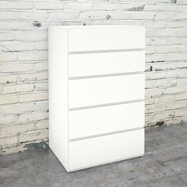 Bowlin 5 Drawer Chest by Isabelle & Max