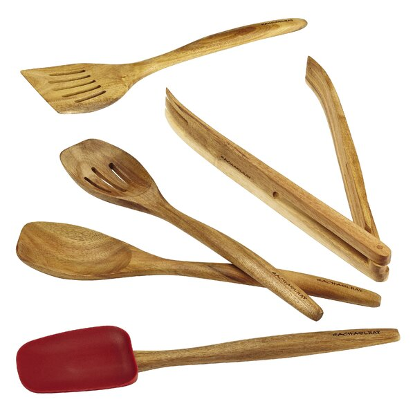 5 Piece Cucina Utensil Set by Rachael Ray