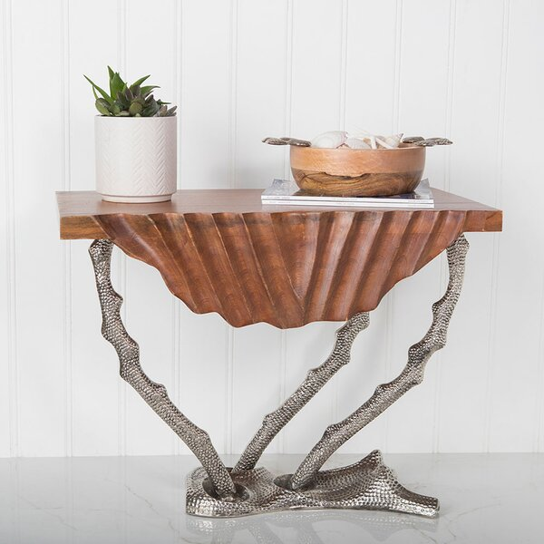 Steffey End Table By Highland Dunes