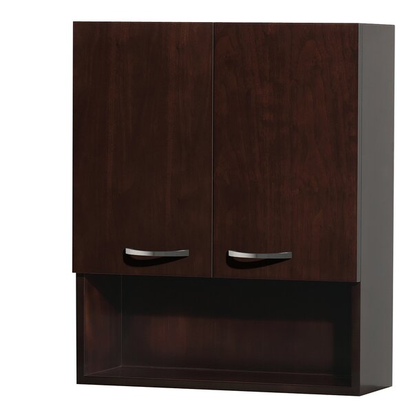 Maria 24 W x 29 H Wall Mounted Cabinet by Wyndham Collection