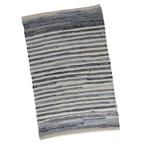 Chindi Hand-Woven Denim Area Rug by Design Imports