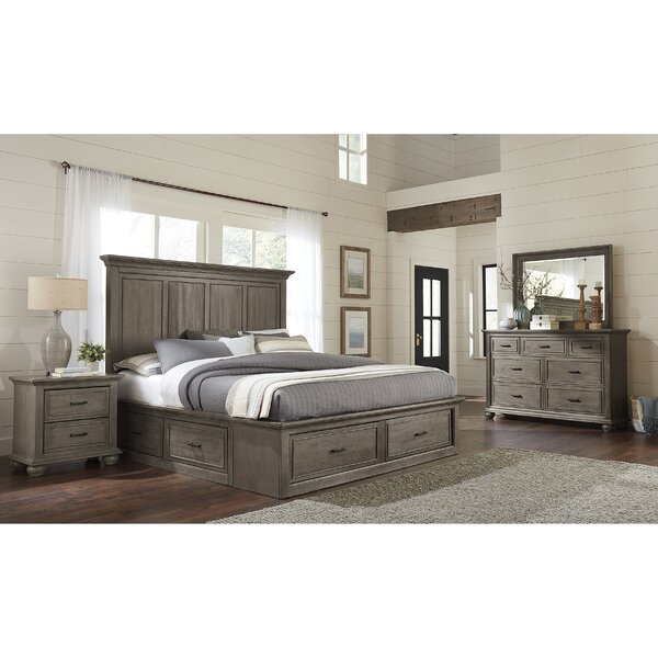Lemaire Configurable Bedroom Set By Canora Grey by Canora Grey Coupon
