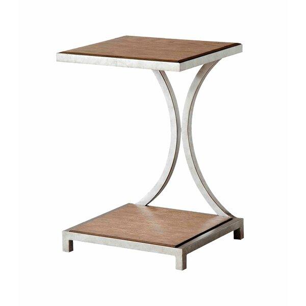 Chair Side Table By Orren Ellis