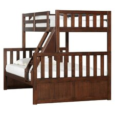 Cleremont Twin over Full Bunk Bed by Simmons Casegoods by Breakwater Bay