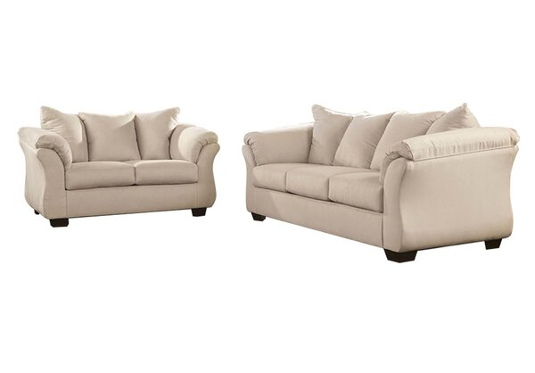 Cynthia 2 Piece Living Room Set by Red Barrel Studio