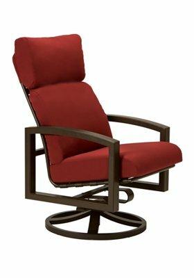 Lakeside II Patiol Chair with Cushion by Tropitone