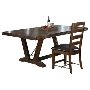 Online Reviews Waban Extendable Dining Table By Loon Peak