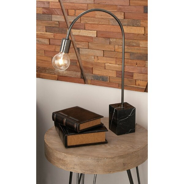 Metal/Marble 24 Desk Lamp by Cole & Grey