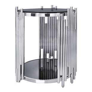 Buy luxury Mauris End Table By RMG Fine Imports