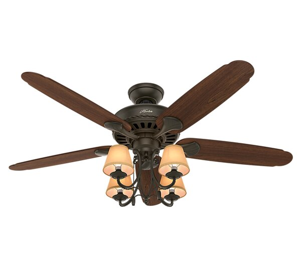 54 Cortland 5-Blade Ceiling Fan by Hunter Fan
