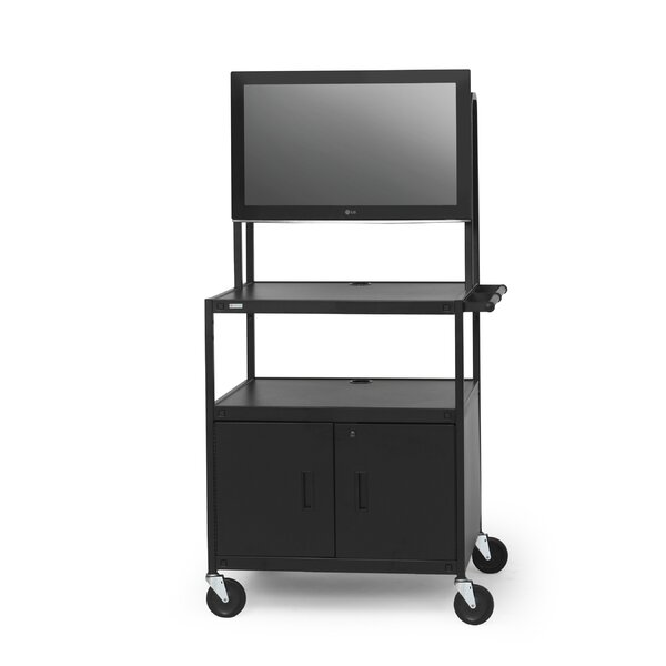 Cab AV Cart for Flat Panels by Bretford Manufacturing Inc