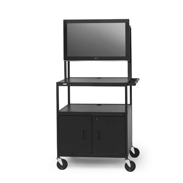 Cab AV Cart for Flat Panels by Bretford Manufacturing Inc