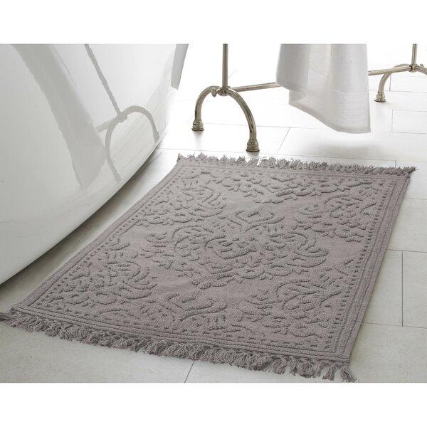 Bozeman Cotton Fringe 2 Piece Bath Rug Set by Eider & Ivory