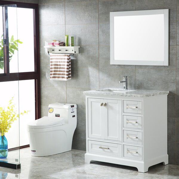Crewkerne 36 Single Bathroom Vanity Set by Highland Dunes