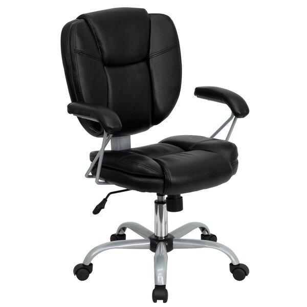 Wisniewski Mid-Back Desk Chair by Symple Stuff