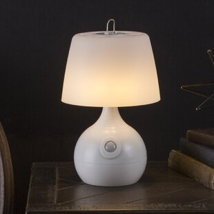 Battery operated table lamps youll love wayfair motion sensor 95 table lamp aloadofball Images