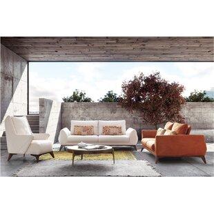 Baysinger 3 Piece Reclining Living Room Set by Corrigan Studio®