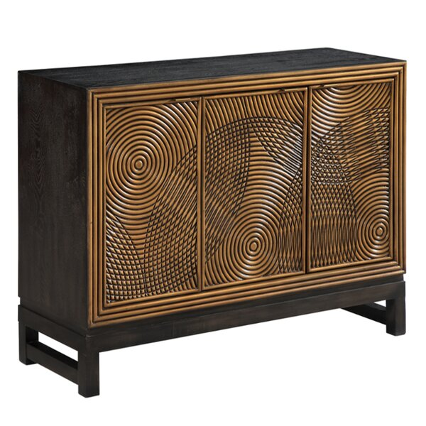 Maggard 3 Door Accent Cabinet by Ivy Bronx
