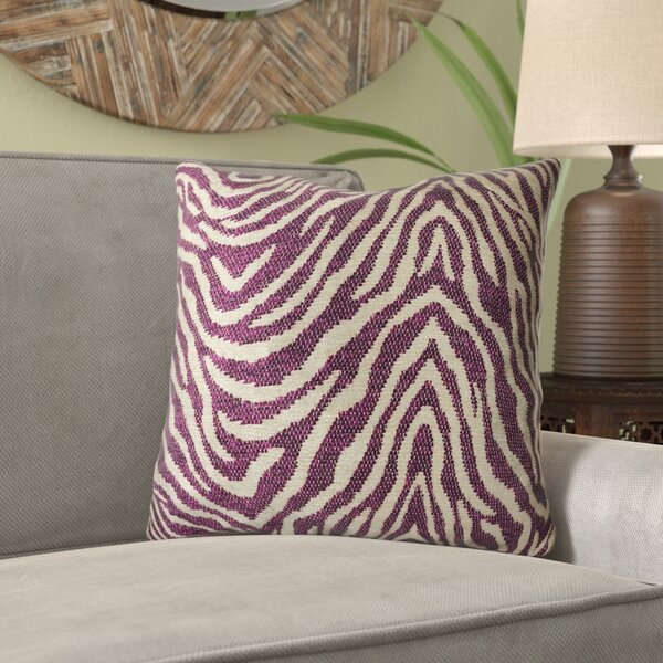 Alhambra Luxury Pillow by Bloomsbury Market
