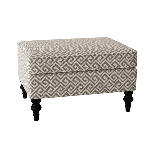 Stationary Ottoman by Alcott Hill Alcott Hill