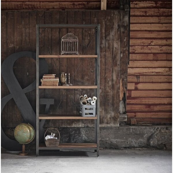 Hal Etagere Bookcase by 17 Stories