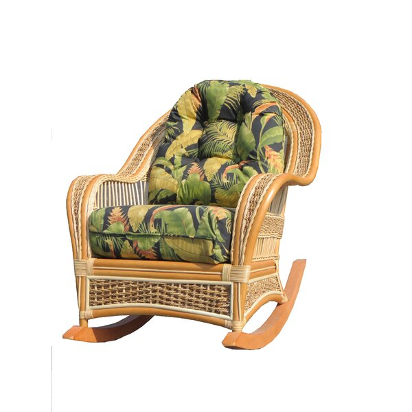 Rocking Chair by Spice Islands Wicker