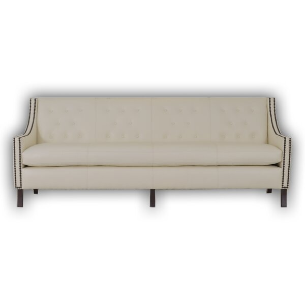Woburn Leather Sofa