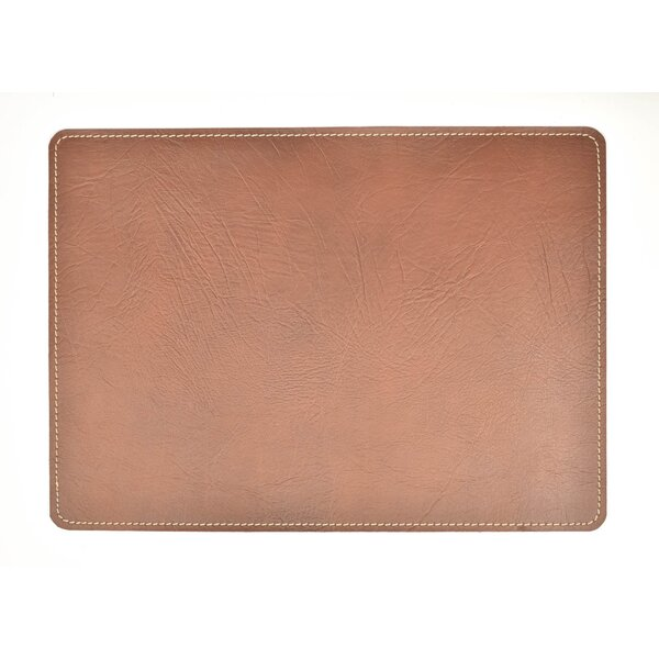 Andeline Chestnut 18'' Placemat by EcoDomo