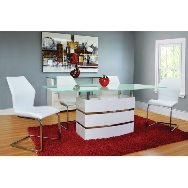 Savarese Dining Table by Orren Ellis